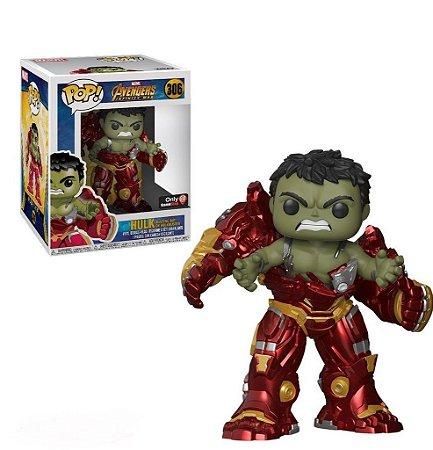 Funko Pop Marvel Avengers 306 Hulk out of Hulkbuster