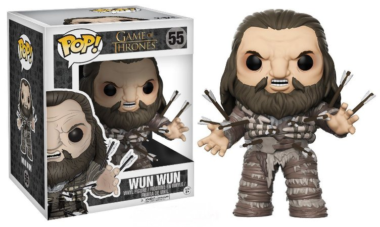 Funko Pop Game of Thrones 55 - Wun Wun w/ Arrows