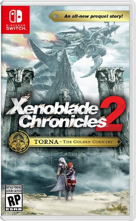 Xenoblade Chronicles 2 Torna The Golden Country - Switch