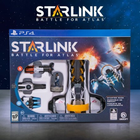 Starlink Battle for Atlas Starter Edition - PS4