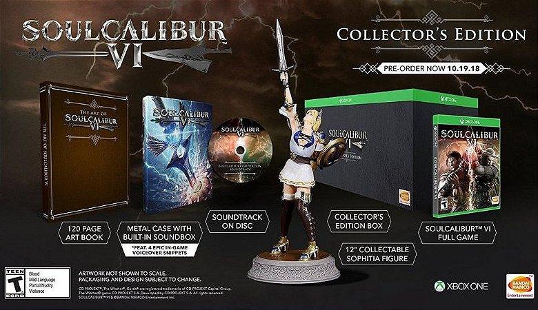 Soulcalibur VI Collectors Edition - Xbox One