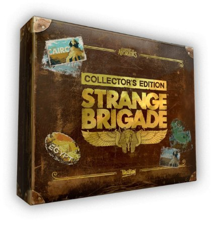 Strange Brigade Collectors Edition - PS4