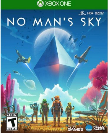 No Man's Sky - Xbox One