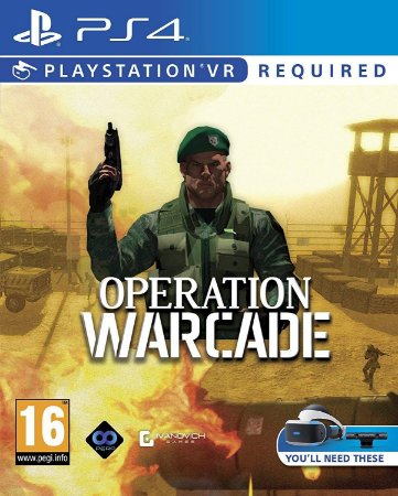Operation Warcade - PS4 VR