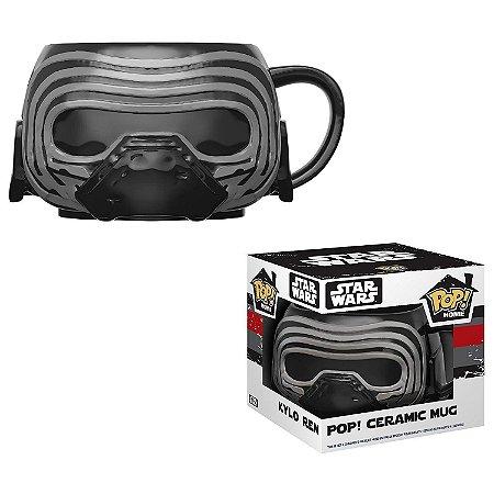 Funko Pop Caneca Star Wars Kylo Ren Mug