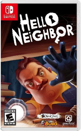 Hello Neighbor - Switch