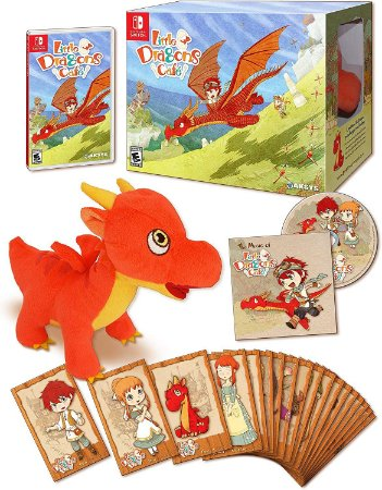 Little Dragons Cafe Limited Edition - Switch