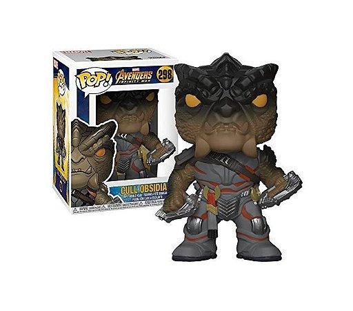 Funko Pop Marvel Avengers Infinity War 298 Cull Obsidian