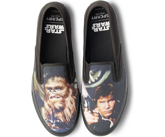 Tênis Cloud Slip On Han & Chewie Sperry Sneaker