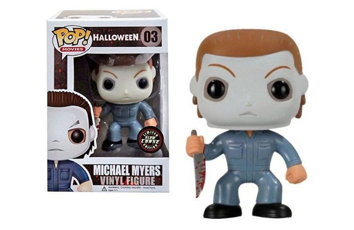 Funko Pop Halloween 03 Michael Myers Chase