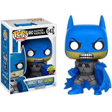 Funko Pop DC 143 Darkest Night Batman Exclusive