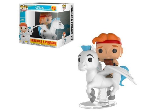 Funko Pop Disney 43 Hercules & Pegasus