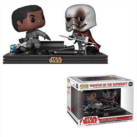 Funko Pop Star Wars 257 Rematch on the Supremacy
