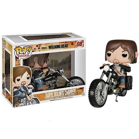 Funko Pop AMC The Walking Dead 08 Daryl Dixon