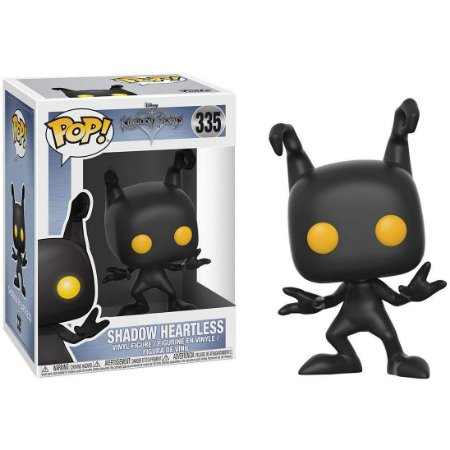 Funko Pop Kingdom Hearts 335 Shadow Heartless Chase