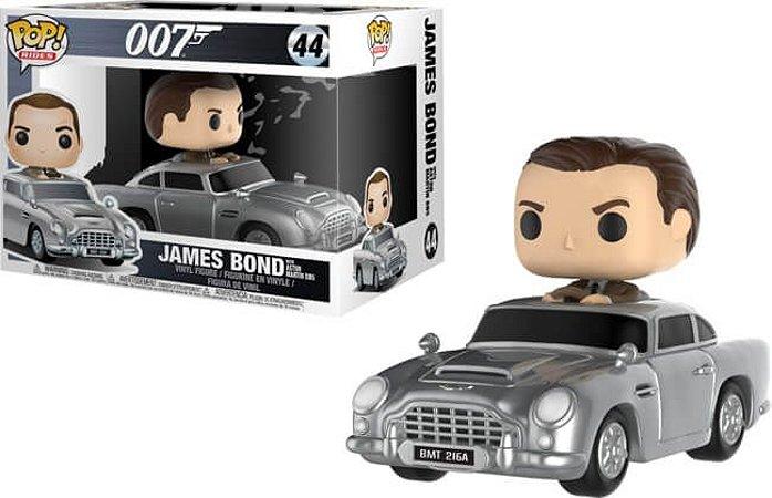Funko Pop 007 James Bond 44
