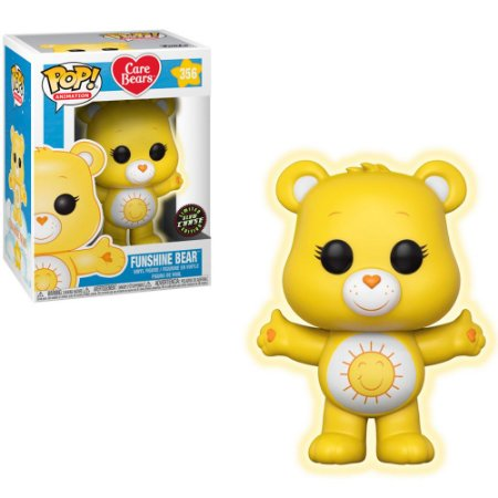 Funko Pop Care Bears 356 Funshine Bear Chase