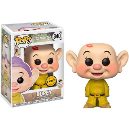 Funko Pop Disney Snow White 340 Dopey Chase