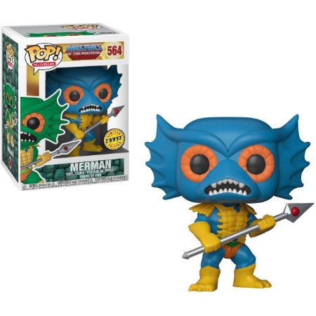 Funko Pop Masters of the Universe 564 Merman Chase