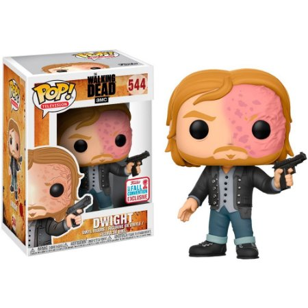 Funko Pop The Walking Dead 544 Dwight Exclusive
