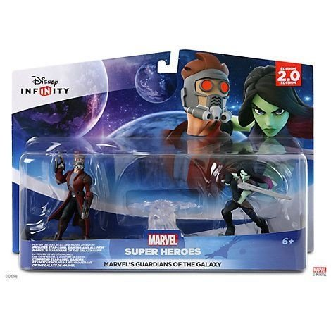 Disney Infinity 2.0 Marvel Super Heroes Guardians Of The Galaxy - Play Set Guardiões da Galáxia