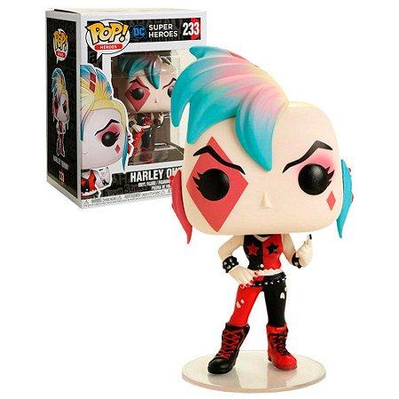 Funko Pop DC Super Heroes 233 Harley Quinn Exclusive