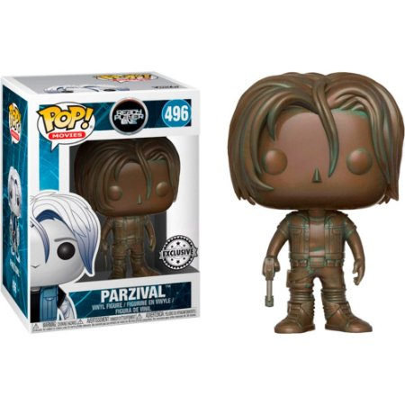 Funko Pop Ready Player One 496 Parzival Exclusive