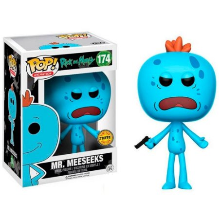 Funko Pop Rick and Morty 174 Mr. Meeseeks Chase