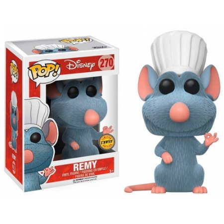Funko Pop Disney 270 Remy Chase