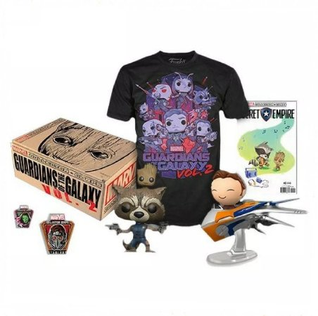 Funko Pop Guardians Of The Galaxy Vol.2 Collector Corps XL