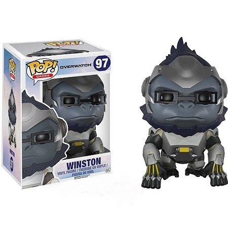 Funko Pop Overwatch 97 Winston