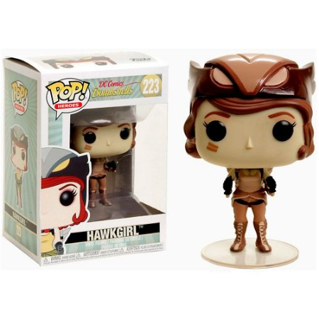 Funko Pop DC Comics Bombshells 223 Hawkgirl Exclusive