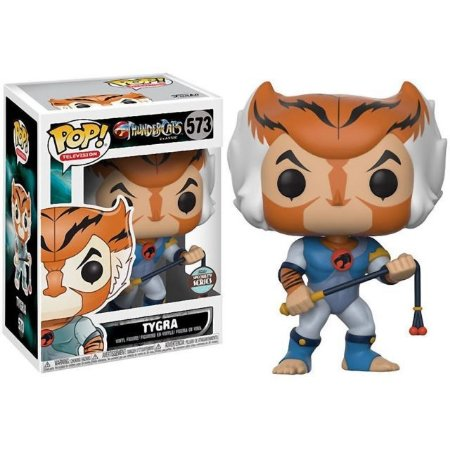 Funko Pop Thundercats 573 Tygra Exclusive
