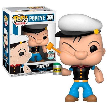 Funko Pop Popeye 369 Popeye Exclusive