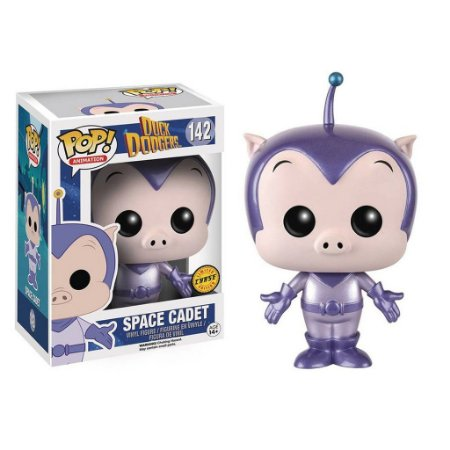 Funko Pop Duck Dodgers 142 Space Cadet Chase
