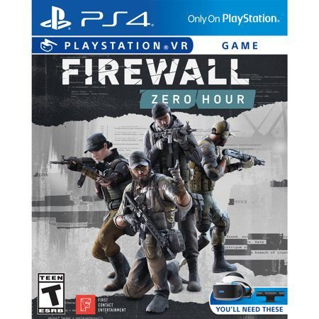 Firewall Zero Hour - PS4 VR