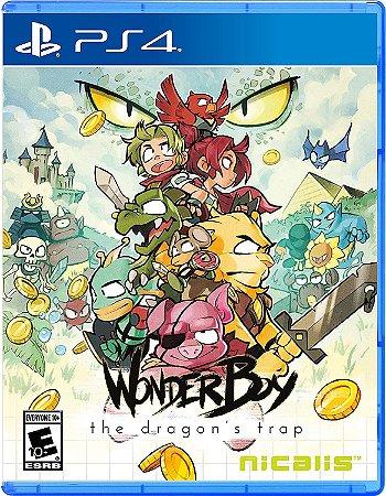 Wonder Boy The Dragon's Trap - PS4