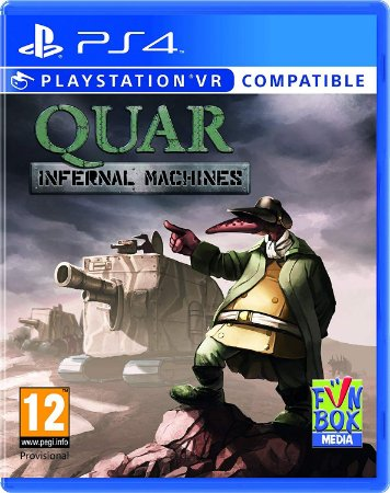 Quar Infernal Machines c/ VR Mode - PS4