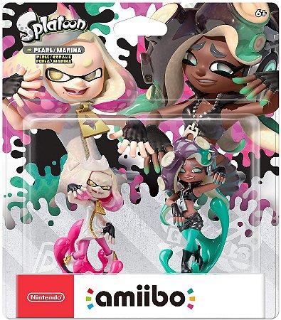 Amiibo Pearl & Marina 2-Pack Splatoon 2