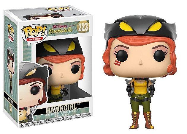 Funko Pop DC Comics Bombshells 223 Hawkgirl