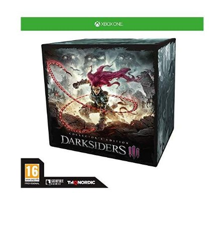 Darksiders III Collectors Edition - Xbox One