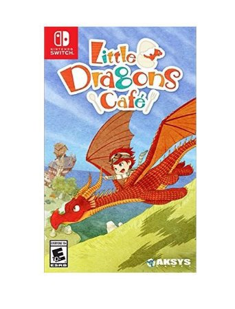 Little Dragons Cafe - Switch