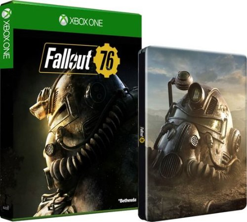 Fallout 76 Exclusive Steelbook Edition - Xbox One