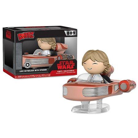 Funko Dorbz Star Wars 009 Luke Skywalker with Speeder