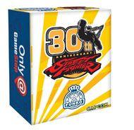 Funko Street Fighter 30th Anniversary Box GameStop Ed.