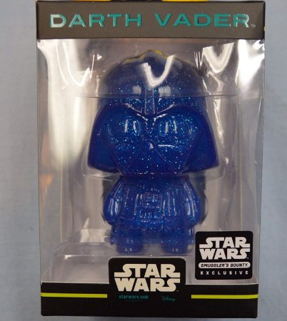 Funko Hikari Minis Star Wars Darth Vader Blue Glitter Exclusive