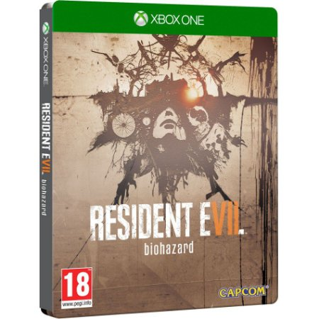 Resident Evil 7 Biohazard Steelbook Edition - Xbox One