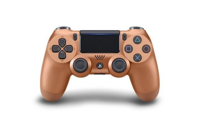 Controle DualShock 4 Wireless Controller Copper - PS4