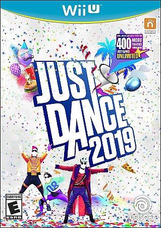 Just Dance 2019 - Wii U