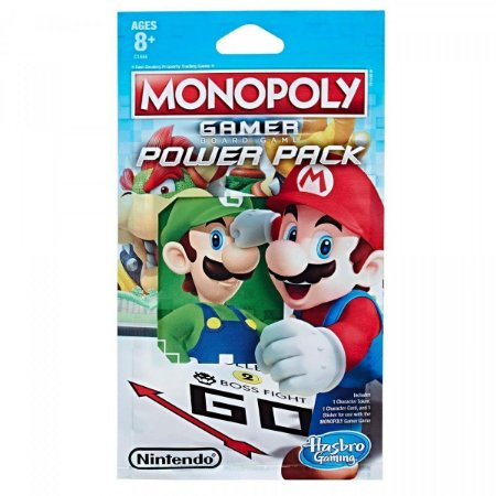 Monopoly Gamer Power Pack - 1 Figura